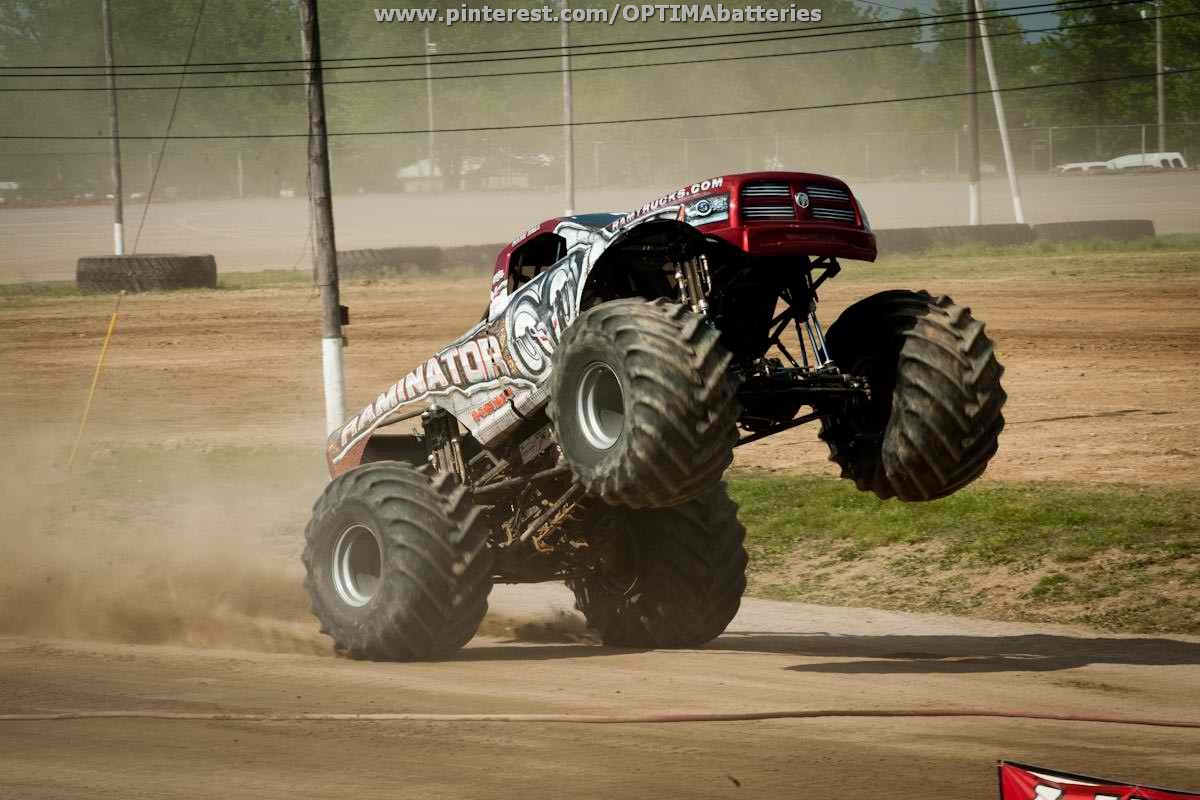 OPTIMA®-sponsored RAMINATOR Dominates at Lima 4 Wheel Jamboree