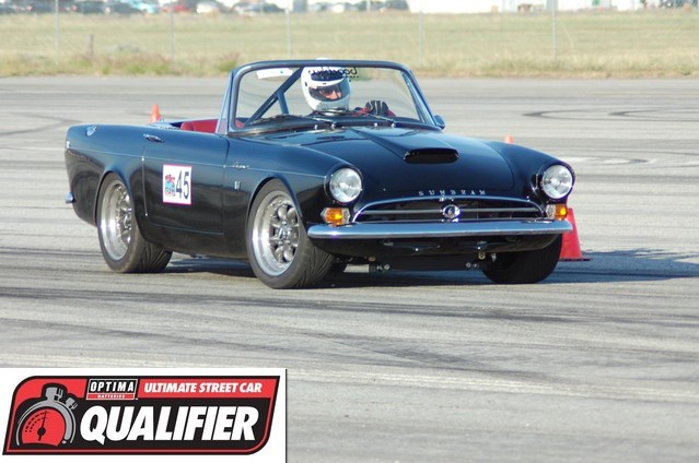 OUSCI Preview- Dale Akuzewski's 1964 Sunbeam Tiger