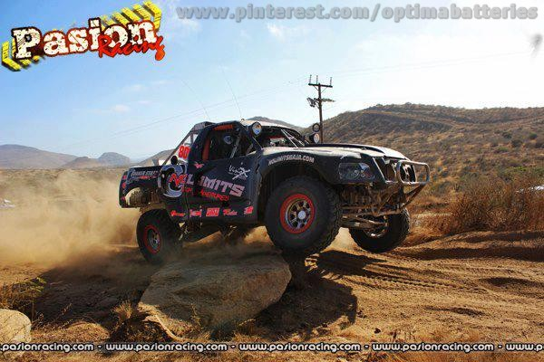 OPTIMA®-sponsored Off Road Racer, Andrea Tomba Scores a Victory