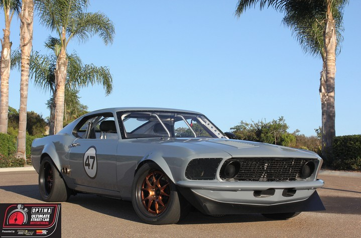 2013 OUSCI Preview- Corey Weber's 1969 Ford Mustang