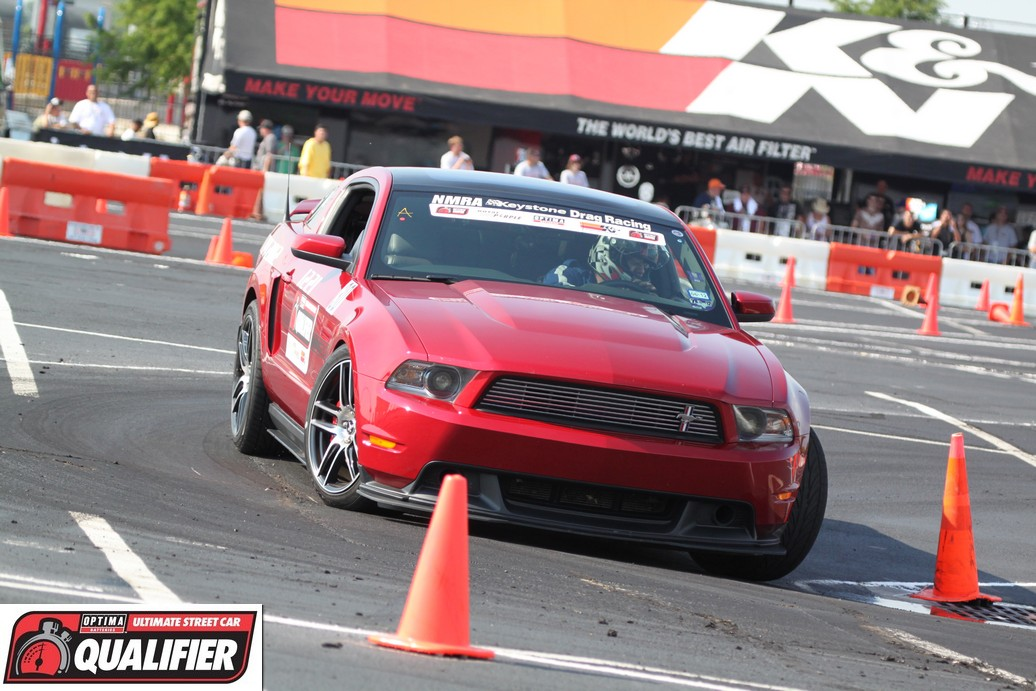 OUSCI Preview- Cliff Elliott's 2011 Ford Mustang GT/CS