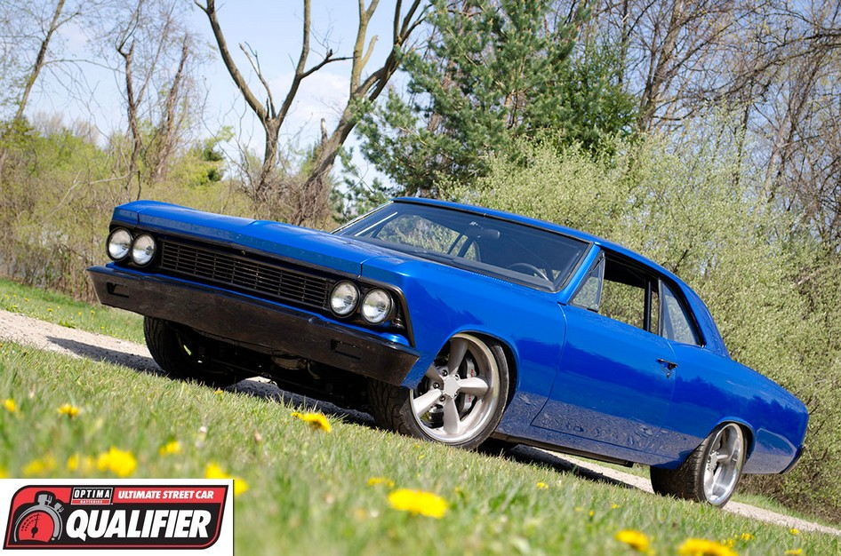 OUSCI Preview- Cole Quinnell's 1966 Chevrolet Chevelle
