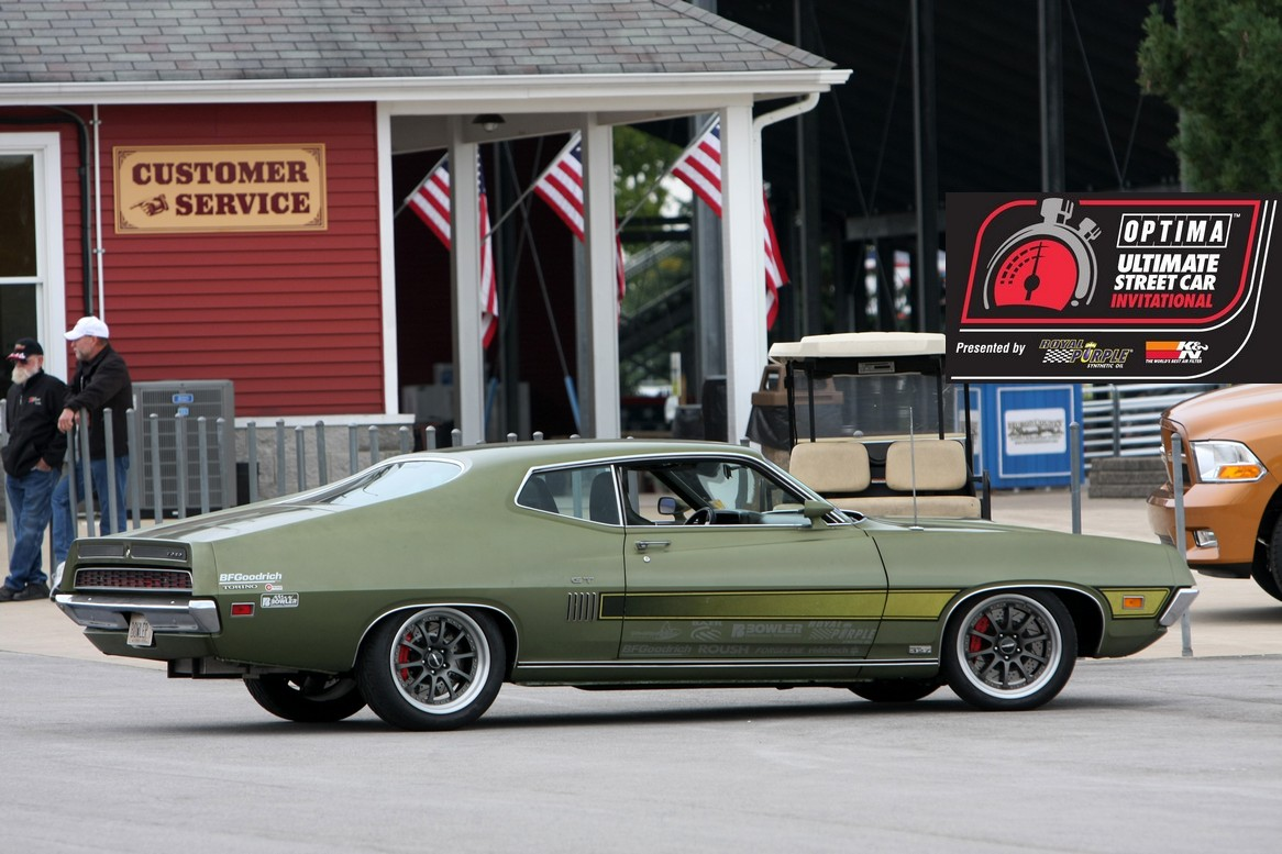 Ousci preview mark bowlers 1970 ford torino