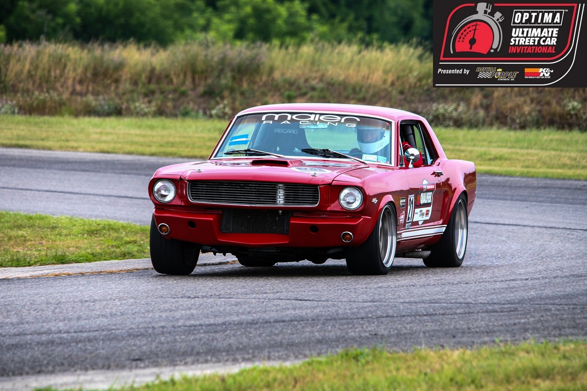 2013 OUSCI Preview- Ken Edwards' 1966 Ford Mustang