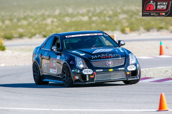 OUSCI Competitor- Richard Caleel's 2012 Cadillac CTS-V