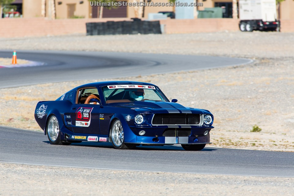 2013 OUSCI Preview- Ed Moss' 1967 Ford Mustang