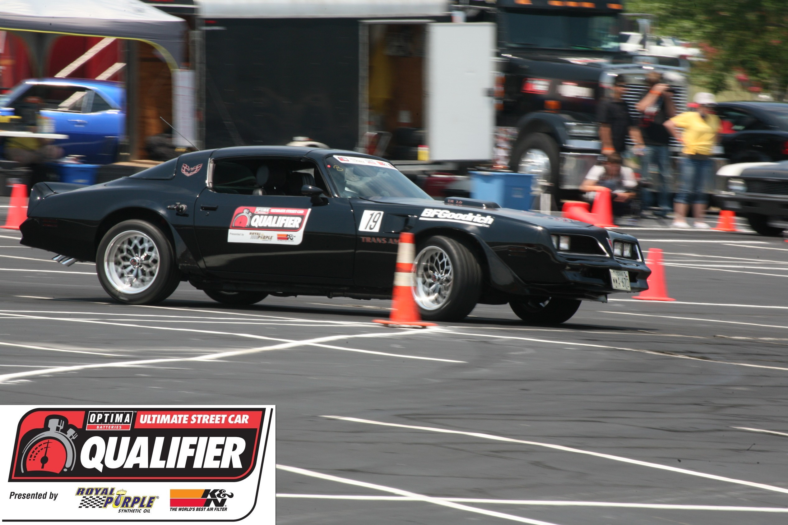 OUSCI Preview- Paul Welch's 1978 Pontiac Trans Am