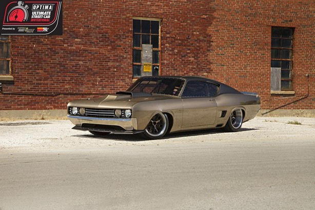 2013 OUSCI Preview- George Poteet's 1969 Ford Torino
