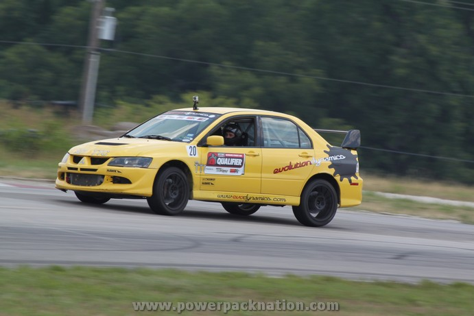 OUSCI Preview- Todd Earsley's 2003 Mitsubishi Lancer Evolution