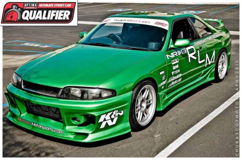 OUSCI Preview- Ben Therrien's 1995 Nissan Skyline