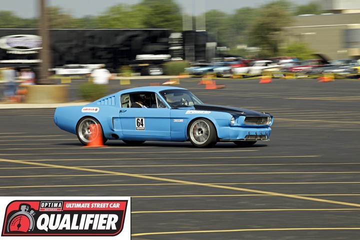 Ron Schwarz invited to the 2012 OPTIMA® Ultimate Street Car Invitational