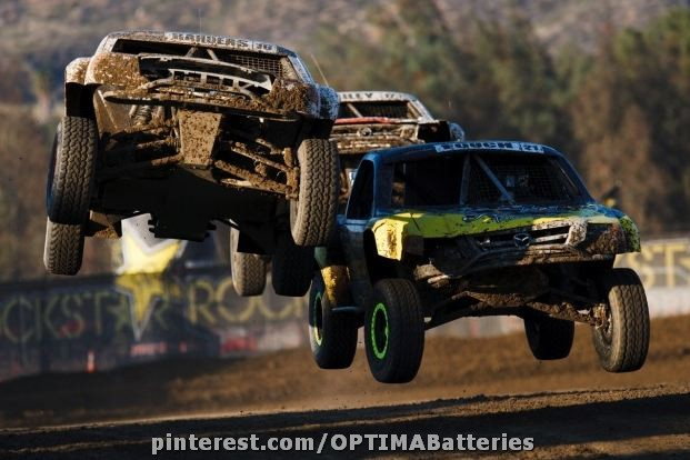 OPTIMA® Batteries Announces Renewed Sponsorship of the Lucas  Oil Off Road Regional Series
