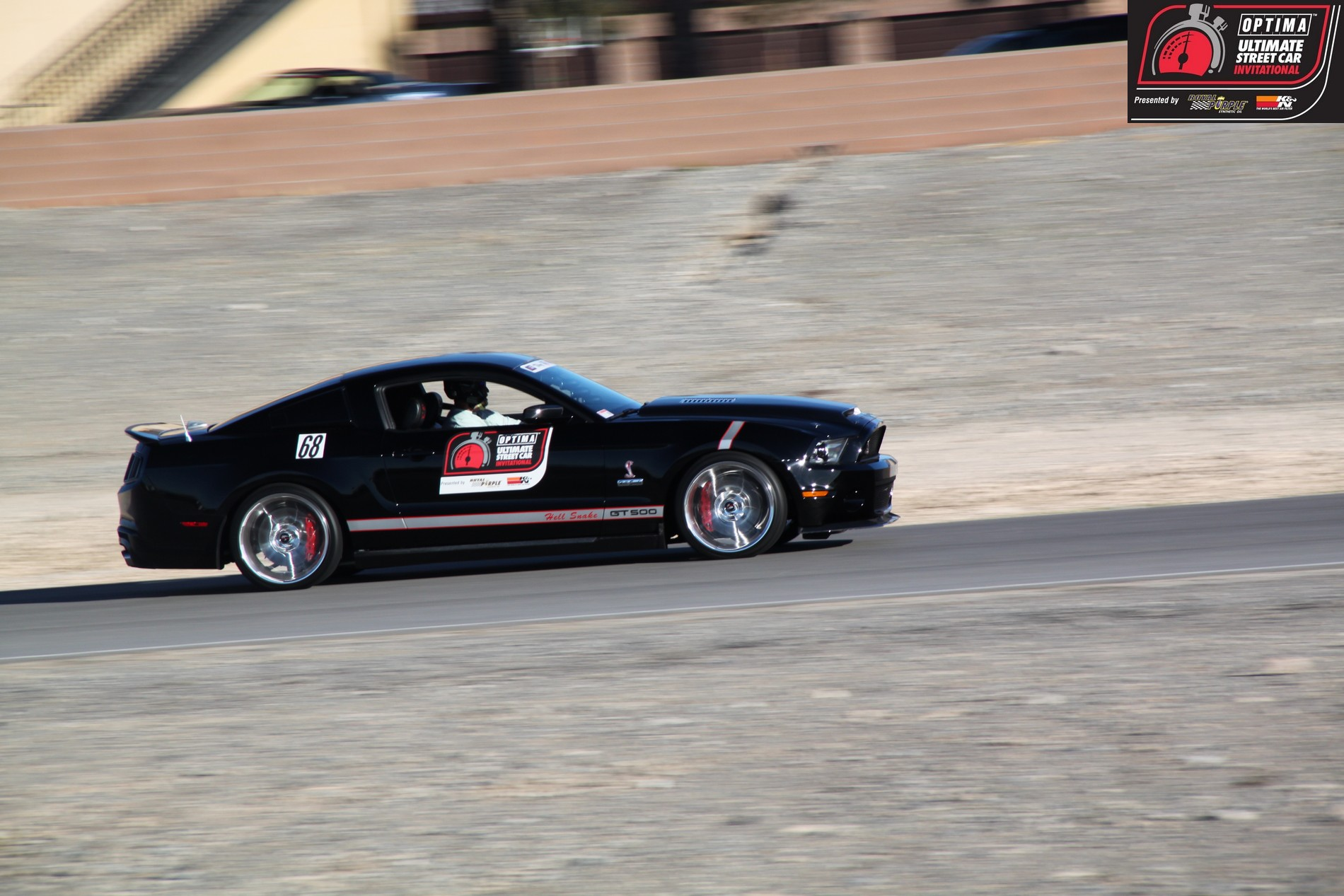 OUSCI Competitor Dave Pulley's 2010 Ford Mustang Shelby GT500