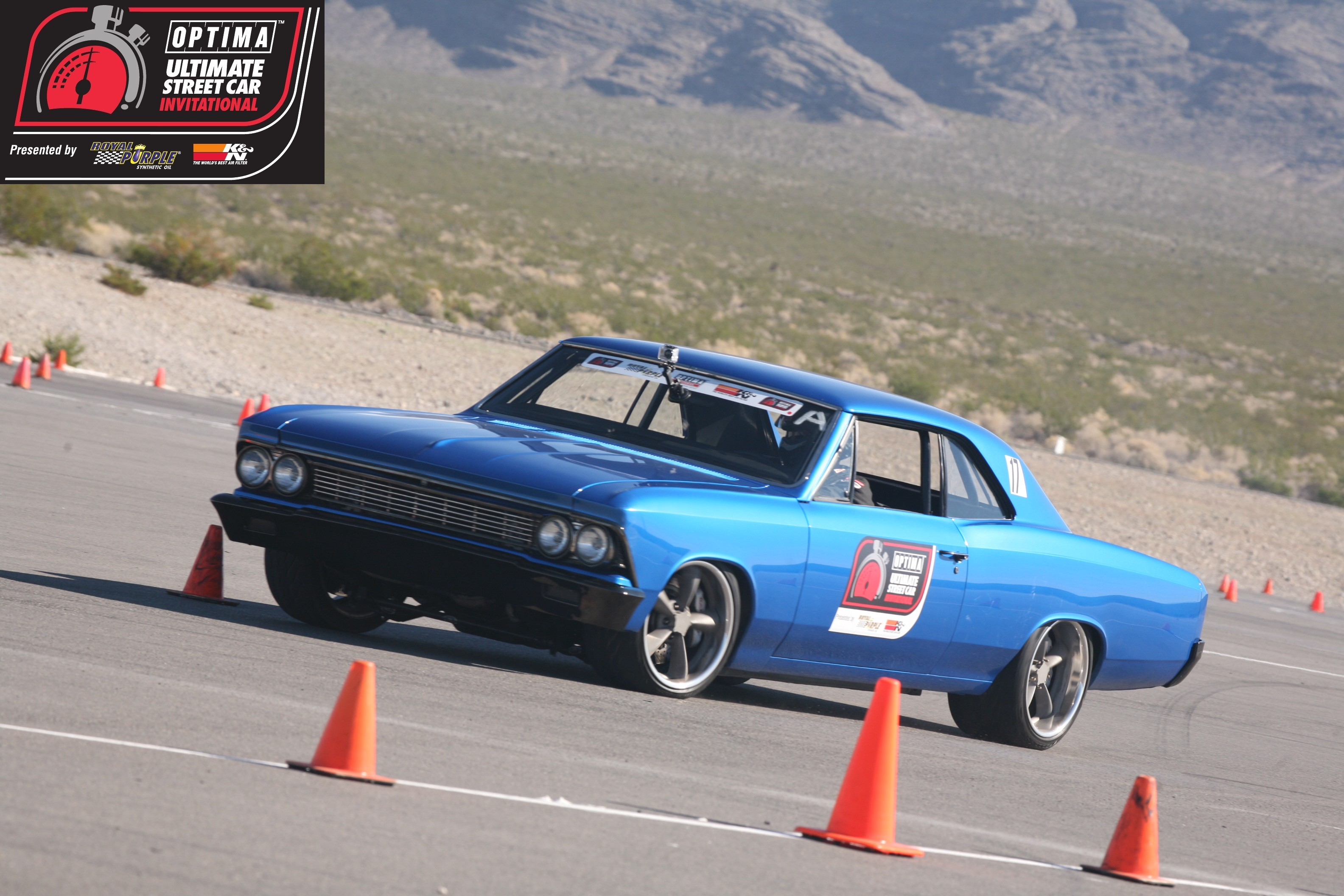 OUSCI Competitor Cole Quinnell's 1966 Chevrolet Chevelle