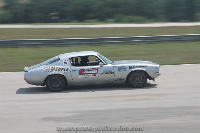 OUSCI Preview- Brian Finch's 1971 Chevrolet Camaro