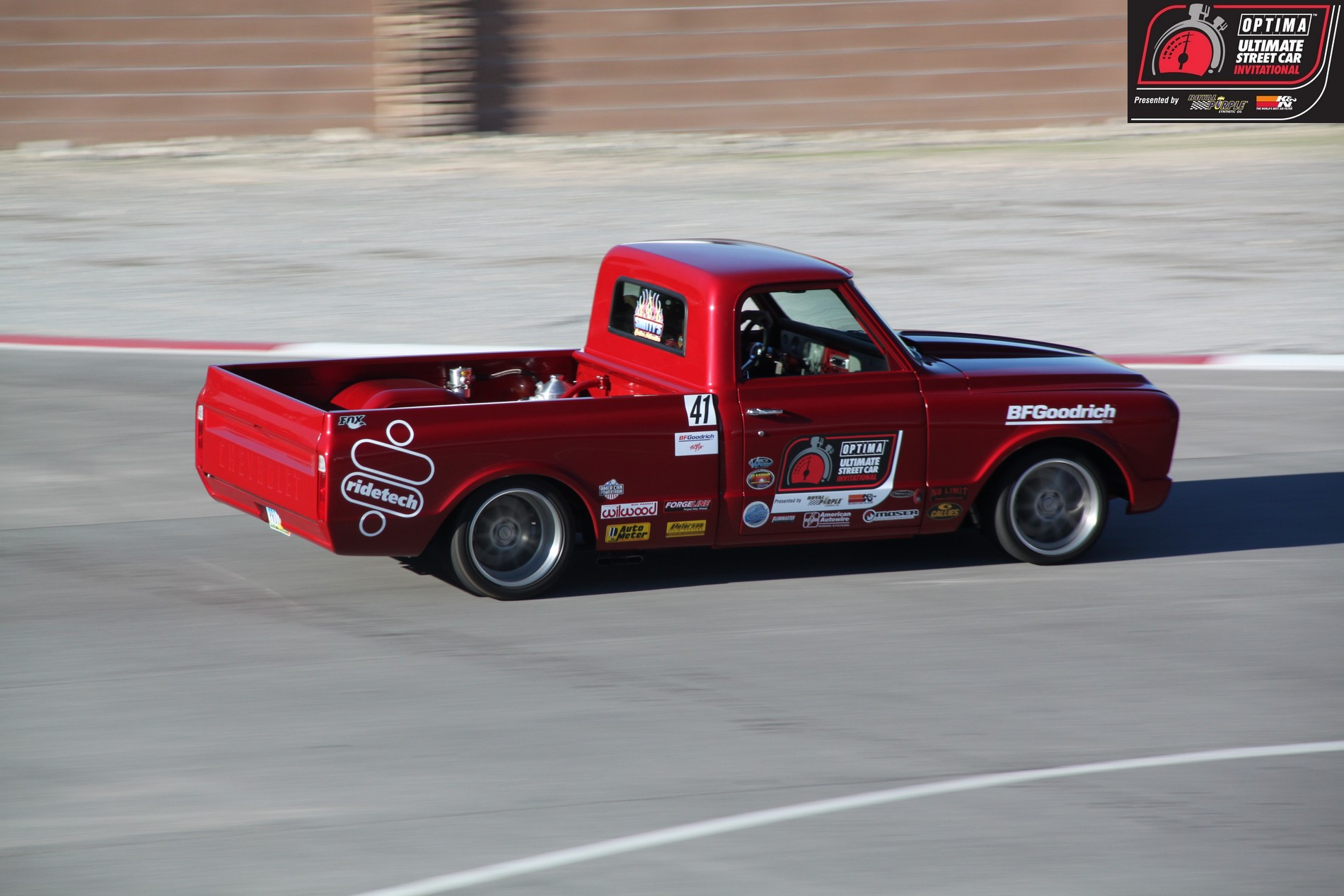 OUSCI Competitor Chris Smith's 1967 Chevy C10 Pickup