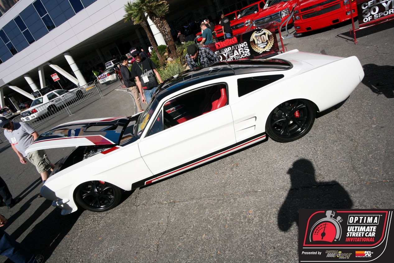 2013 OUSCI Preview- Alan Palmer's 1965 Ford Mustang