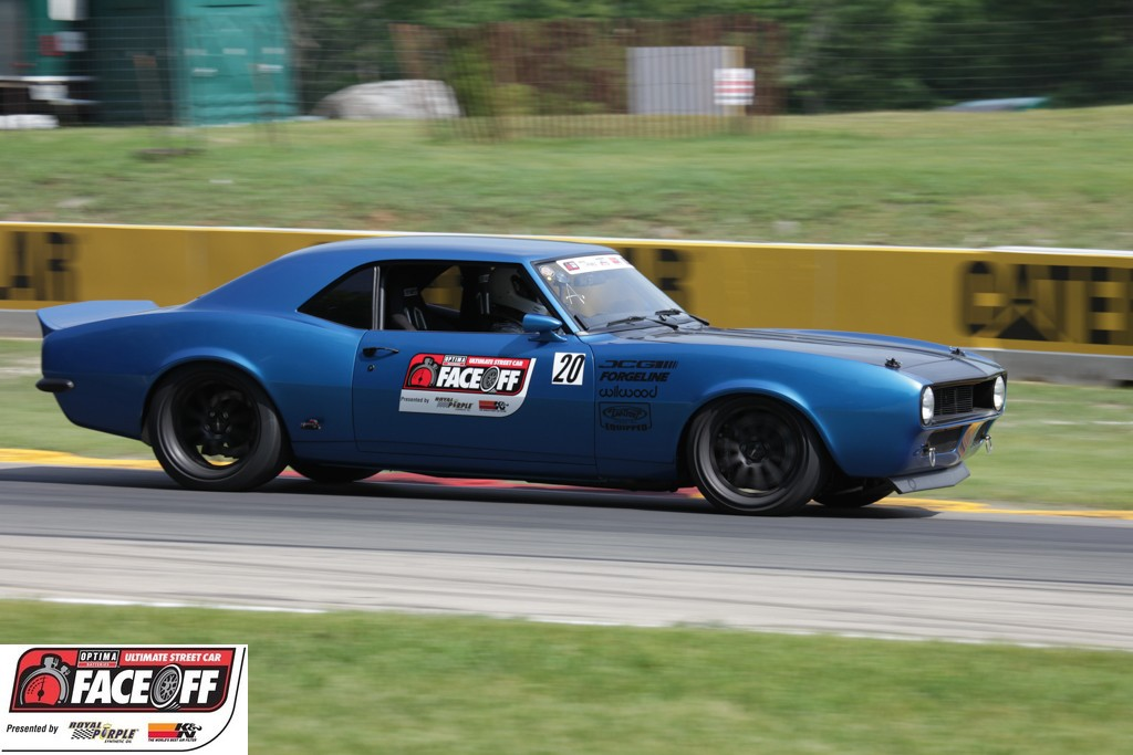 Karl Dunn's 1968 Camaro Wins the Lingenfelter Performance Design Challenge
