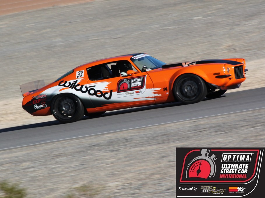 Brian Hobaugh Edges Mark Stielow to win the BFGoodrich Hot Lap Challenge at the 2012 OUSCI