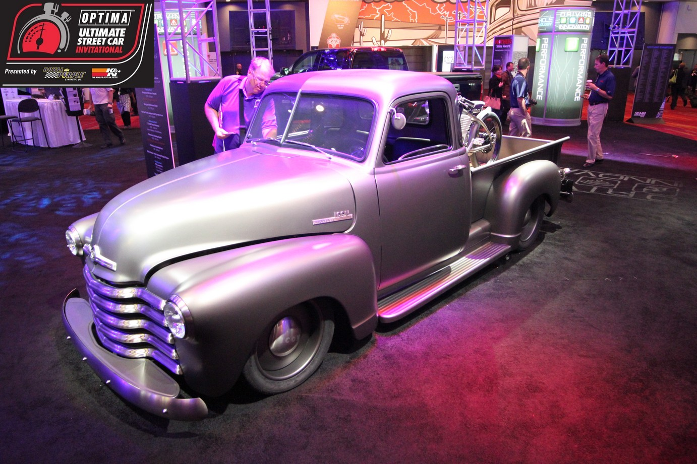 2013 OUSCI Preview- Jonathan Ward's 1950 Chevrolet Thriftmaster by ICON