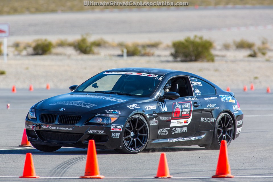 OUSCI Competitor Rick Hoback's 2007 BMW M6