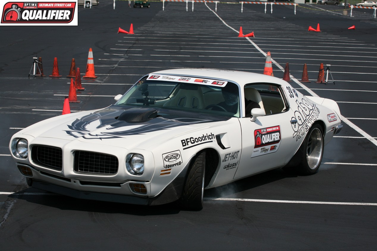 OUSCI Preview- Albert Melchior's 1973 Pontiac Trans Am