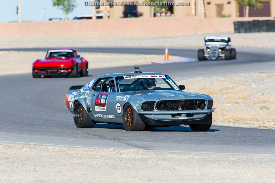 OUSCI Competitor Corey Weber's 1969 Ford Mustang