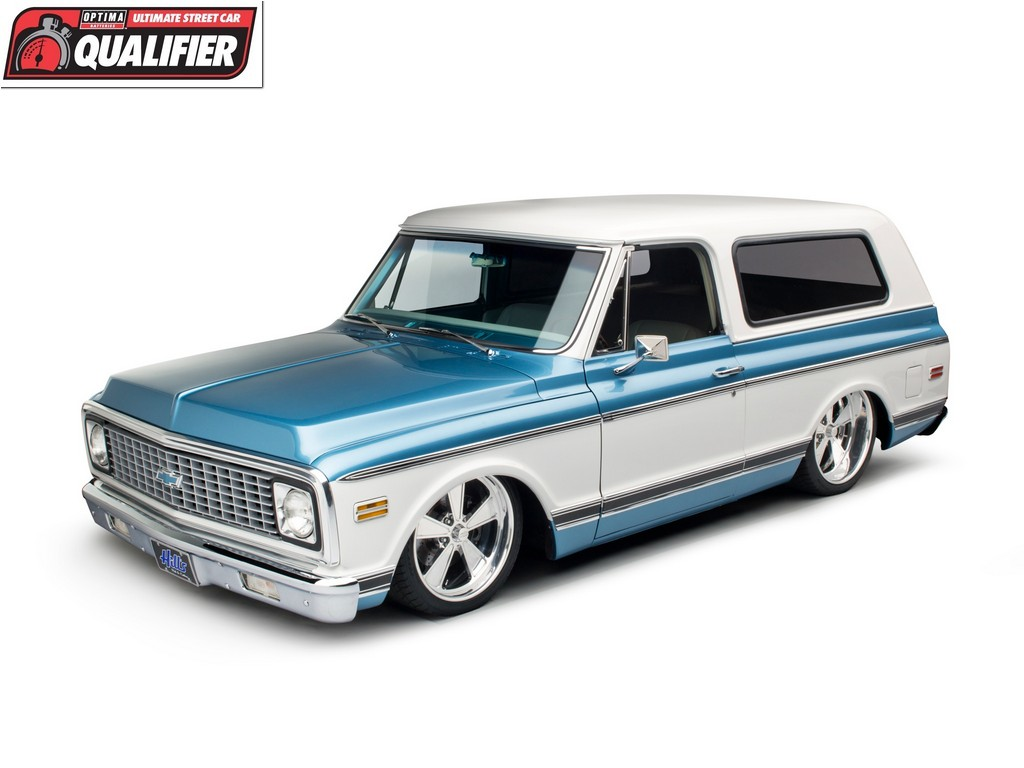 OUSCI Preview- Curt Hill's '72 Chevy C5 Blazer