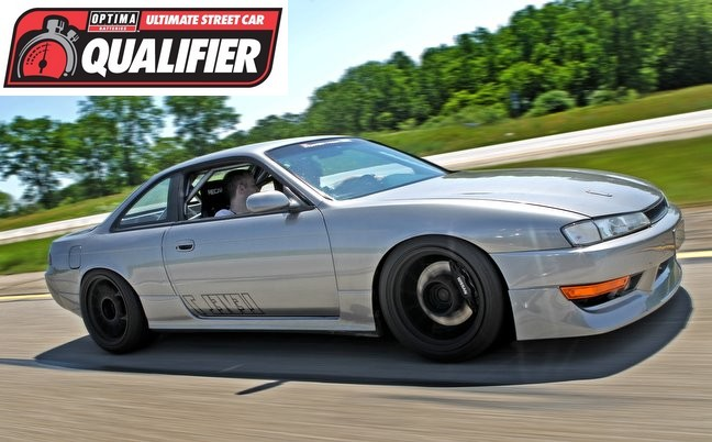 We First Spotted Jesse Vaughns 97 Nissan 240 SX At The Autocross During Hot Rod Magazine Power Tour Stop Muskegon Michigan Last June