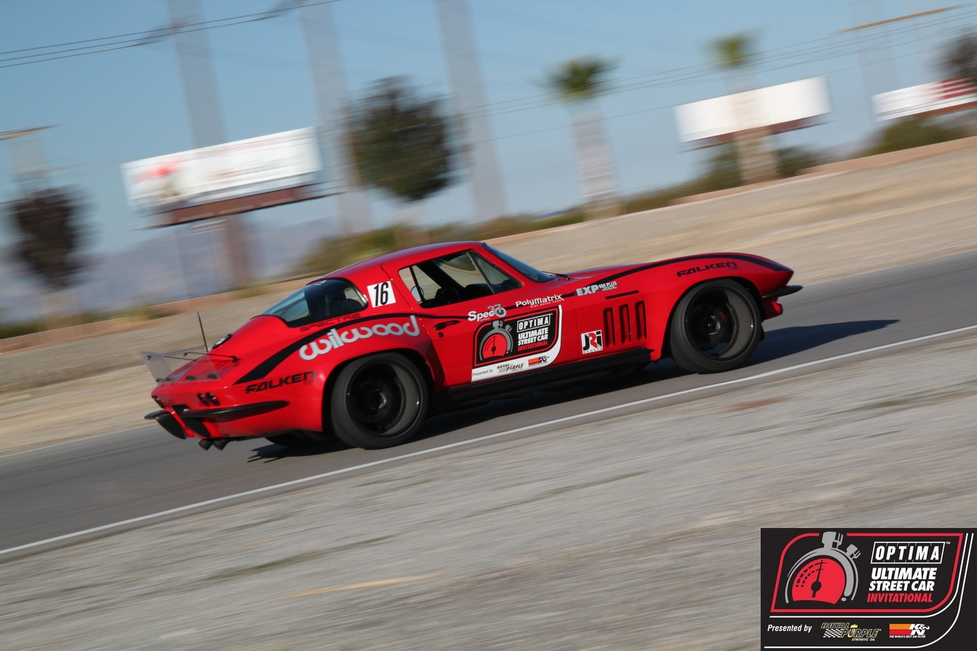 1965 Corvette Wins 2013 OPTIMA® Ultimate Street Car Title