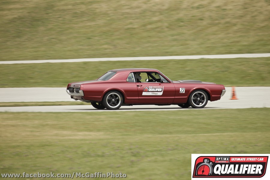 OUSCI Preview- Herb Stuart's 1968 Mercury Cougar