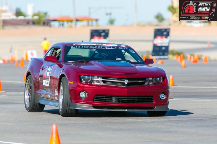 Danny Popp Invited to the OPTIMA Ultimate Street Car Invitational