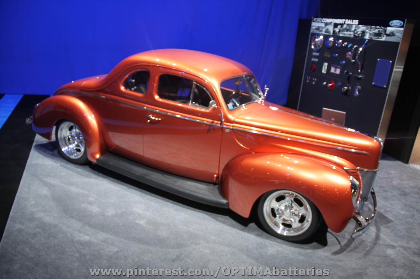 OUSCI Preview- Hollywood Hot Rod's 1940 Ford Coupe