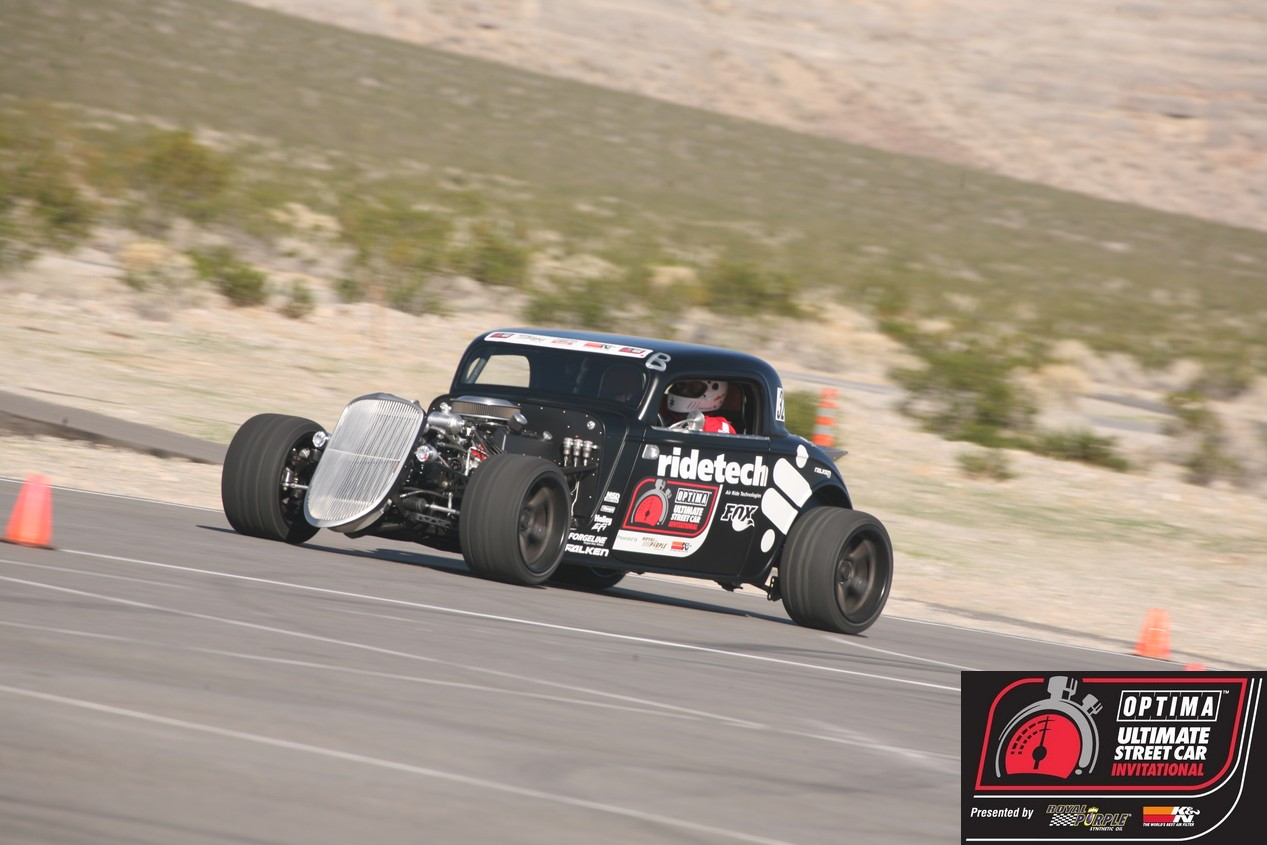 Congratulations to Bret Voelkel on Winning the Wilwood Disc Brakes Speed Stop Challenge at the 2012 OUSCI