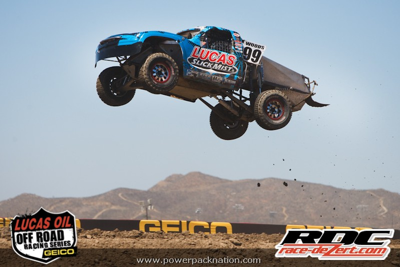 Catch the Lucas Oil Off Road Series this weekend on the CBS Sports Network