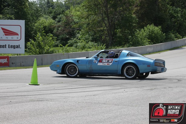2013 OUSCI Preview- Dennis Prunty's 1981 Pontiac Trans Am