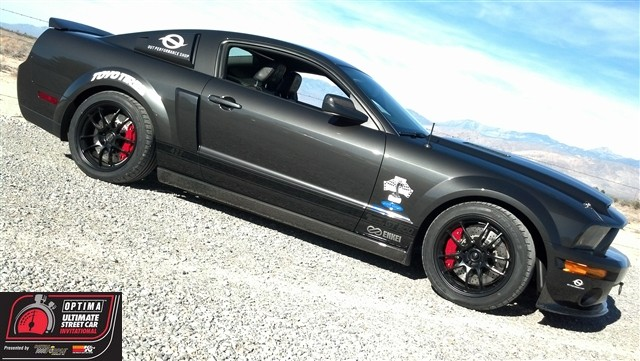 2013 OUSCI Preview- David Stundon's 2009 GT500 SuperSnake