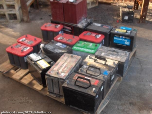Where To Take Old Car Batteries For Money