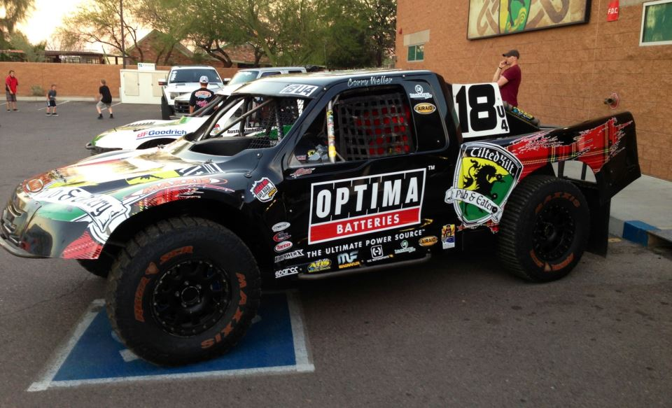 OPTIMA® Batteries Announces Sponsorship of Lucas Oil Off-Road  Racing SeriesOff-Road Truck Pro 4 Class Driver Corry Weller
