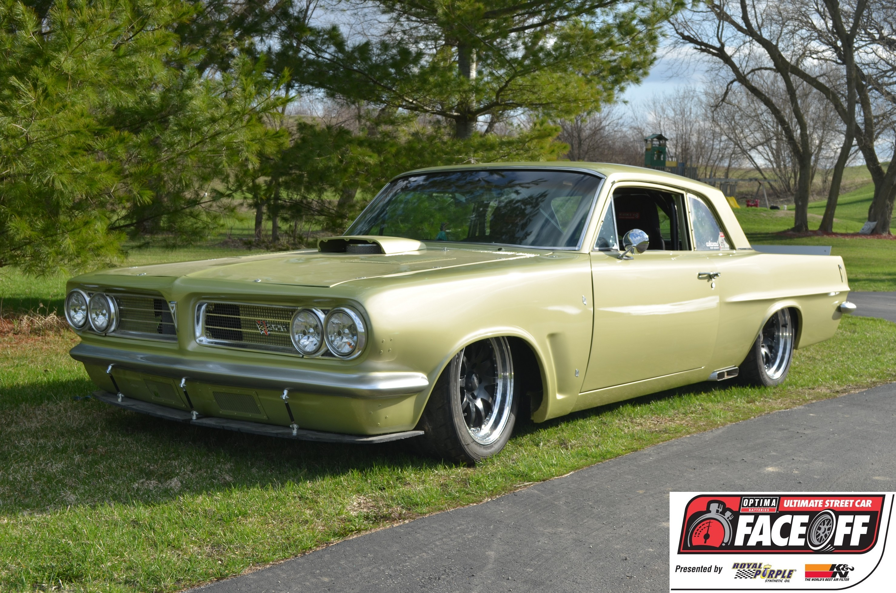 OPTIMA® Faceoff Preview- Damion Campbell's 1963 Pontiac LeMans