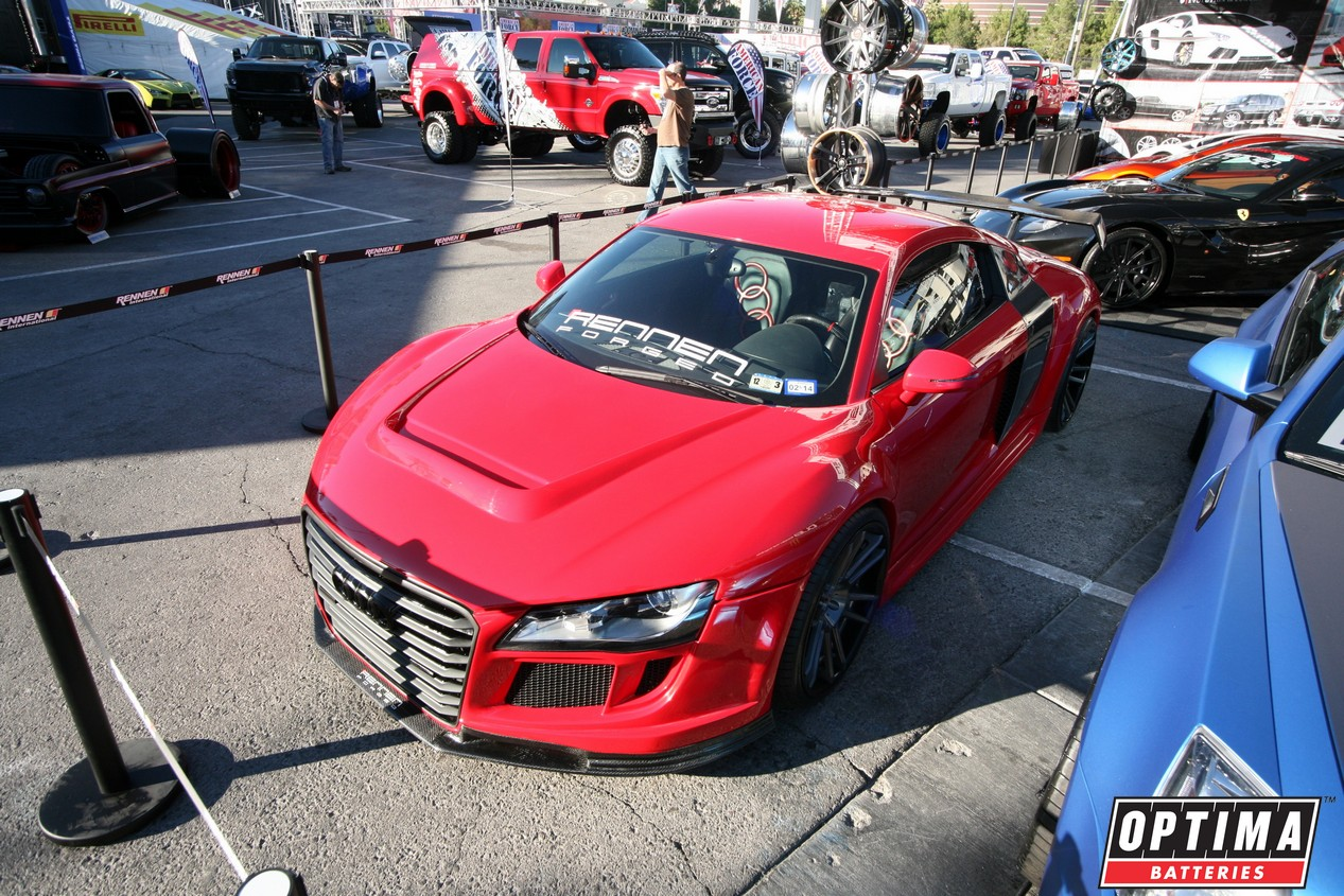 2013 OUSCI Preview- William Horan's 2010 Audi R8