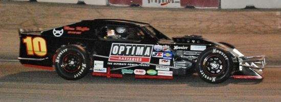 OPTIMA® Batteries Announces Renewed Sponsorship of the  Lucas Oil Modified Series