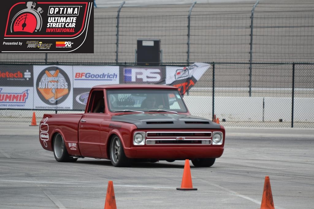 2013 OUSCI Preview- Chris Smith's 1967 Chevrolet C10
