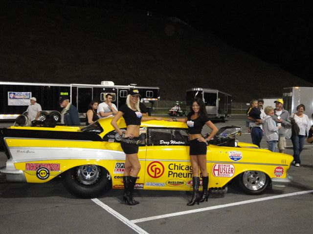 Winters Racing Dominates At Super Chevy Show OPTIMA Batteries - Winters car show