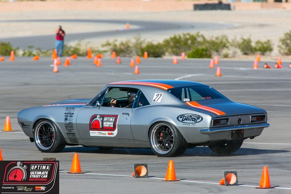 2013 OUSCI Preview- Mark Stielow's 1967 Chevrolet Camaro