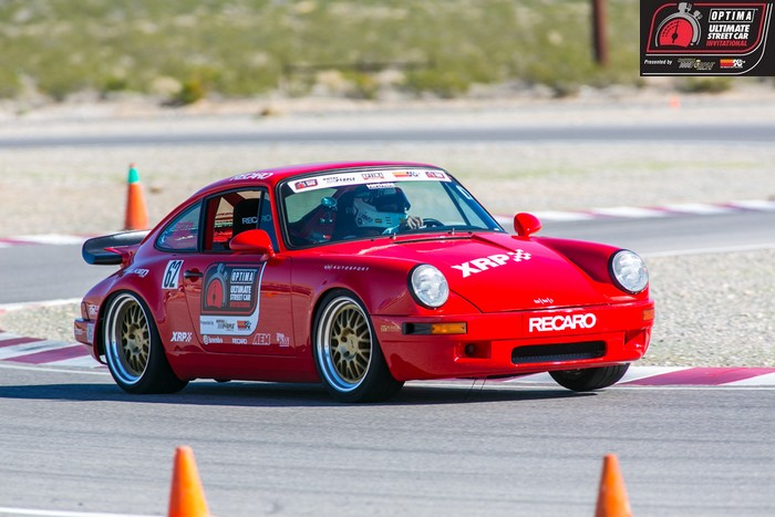 OUSCI Competitor- Joey Seely's 1986 Porsche Carrera
