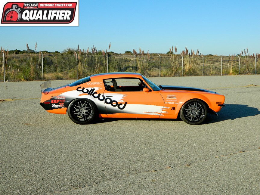 OUSCI Preview- Brian Hobaugh's 1973 Chevrolet Camaro