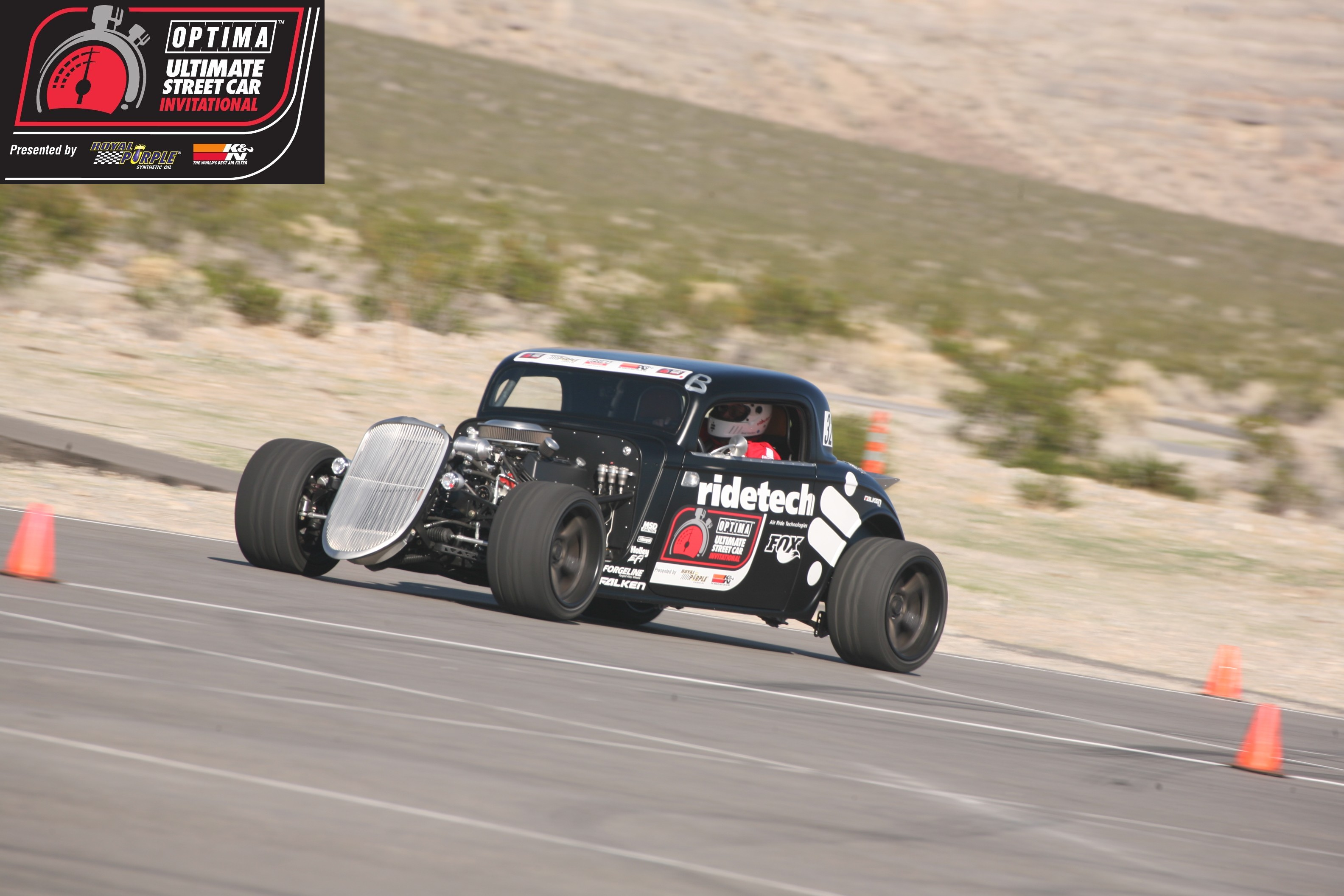 2013 OUSCI Preview- Bret Voelkel's 1933 Ford