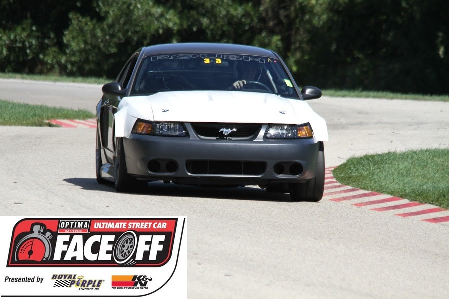 OPTIMA® Faceoff Preview- Jonathan Winkler's Roush Mustang GT