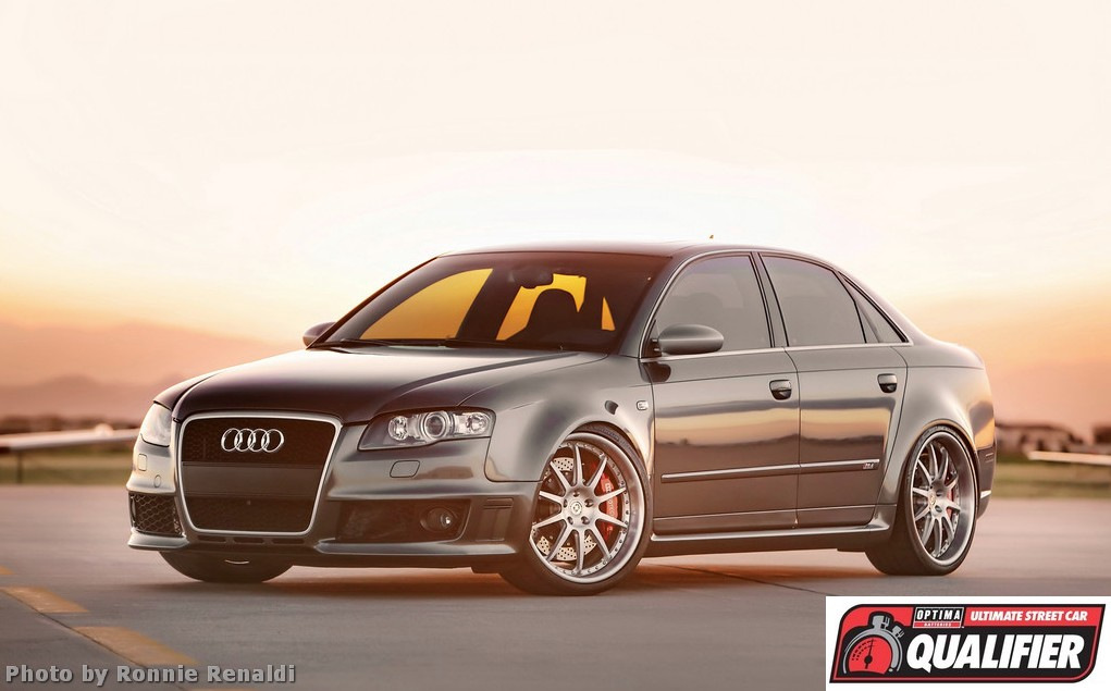 OUSCI Preview- Matt Collins' Supercharged & Meth-injected 2007 Audi RS4